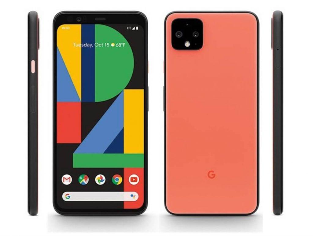 Google Pixel 4XL Lista de celulares con mejor cámara que puedes conseguir