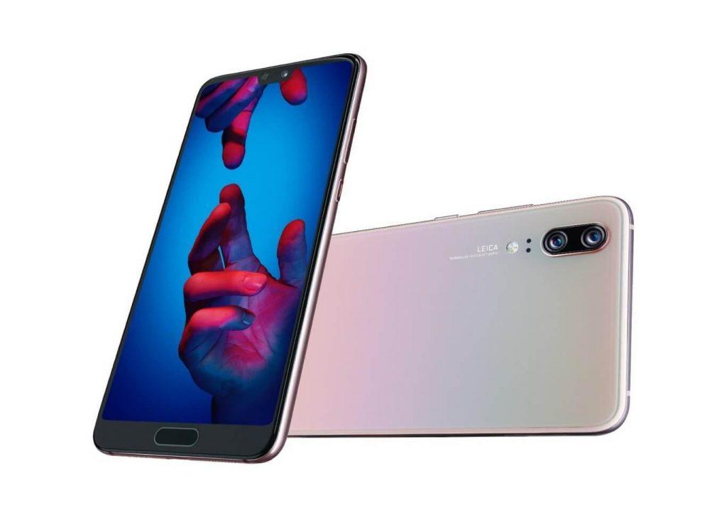 Huawei P20 Lista de celulares con mejor cámara que puedes conseguir