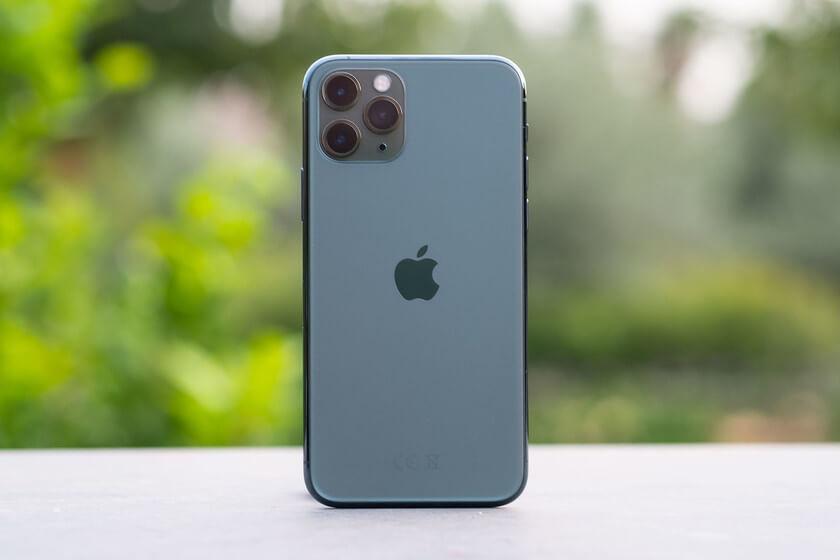 Iphone 11 Pro Lista de celulares con mejor cámara que puedes conseguir