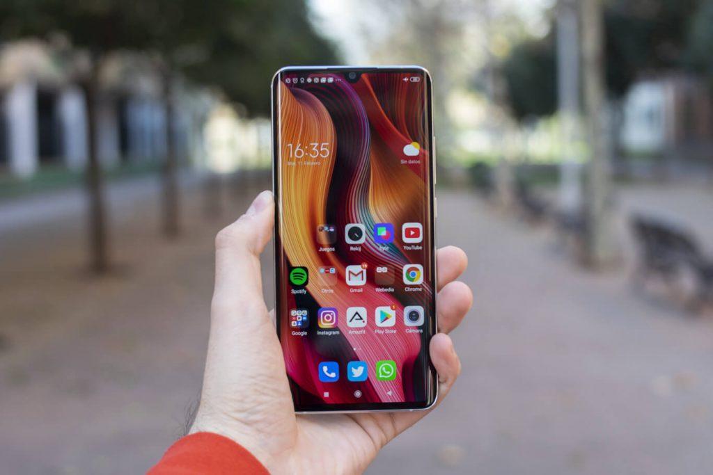Xiaomi Mi Note 10 Pro Lista de celulares con mejor cámara que puedes conseguir