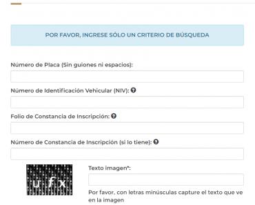 checar placas cdmx repuve reporte de robo Checar Placas CDMX para Reporte de Robo