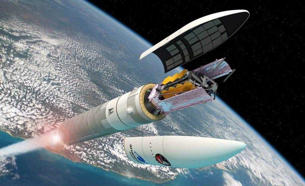 lanzamiento a orbita telescopio espacial Telescopios Espaciales que se Encuentran en la Órbita Terrestre