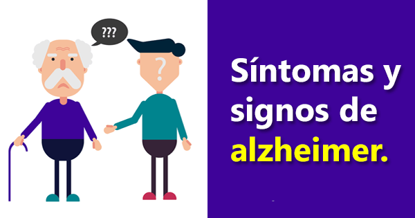 sintomas signos alzheimer 6 Síntomas y signos de la enfermedad de Alzheimer