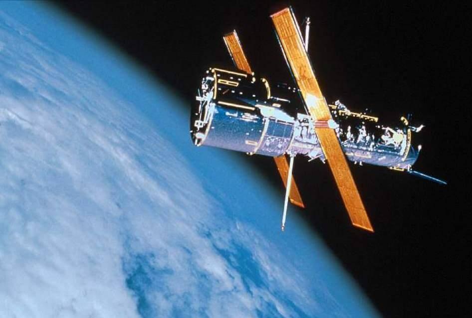 telescopio espacial hubble en la orbita terrestre Telescopios Espaciales que se Encuentran en la Órbita Terrestre